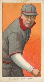 1909-11 American Tobacco Company T206 White Border #NNO Jack Bliss Front