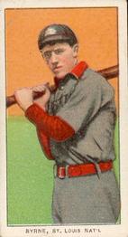 1909-11 American Tobacco Company T206 White Border #NNO Bobby Byrne Front
