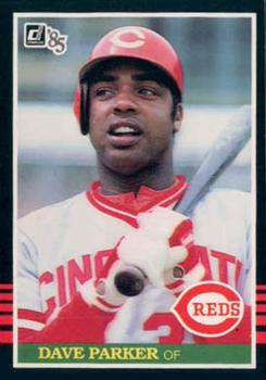 Dave Parker Gallery The Trading Card Database