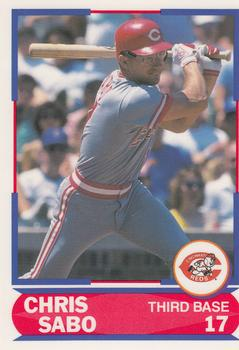 Chris Sabo Gallery The Trading Card Database
