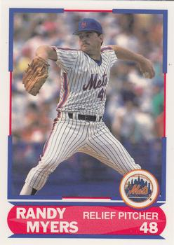 1989 Score Young Superstars I Baseball Gallery The Trading