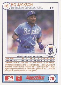 Collection Gallery Vrooomed Bo Jackson The Trading