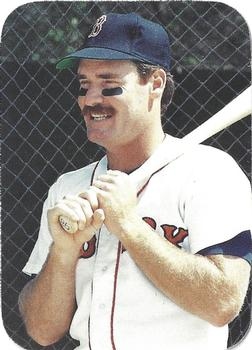 1986 Boston Red Sox Photo Cards Series I & II #1 Wade Boggs Front