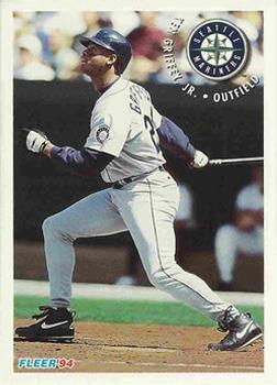 14fc2e0097 Collection Gallery - Shawn12 - Ken Griffey Jr. | The Trading Card ...