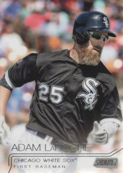 2015 Stadium Club #180 Adam LaRoche Front