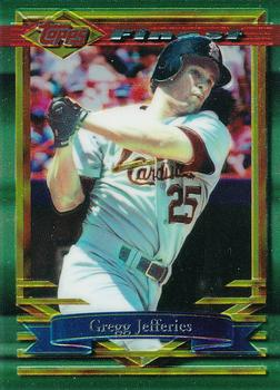 Gregg Jefferies Gallery The Trading Card Database