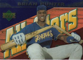 1994 Upper Deck Minors #100 Brian L. Hunter  Front