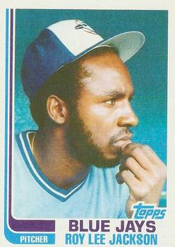 1982 Topps - Blackless #71 Roy Lee Jackson Front