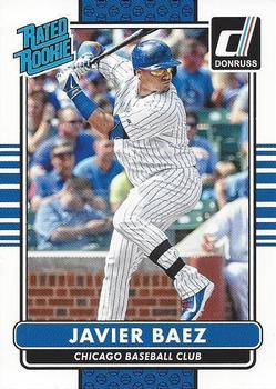 Javier Baez Gallery The Trading Card Database
