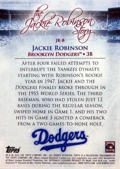 Jackie Robinson World Series 1955