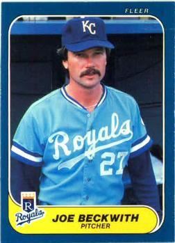 1986 Fleer Baseball Gallery The Trading Card Database