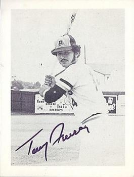 1973 Sherbrooke Pirates Team Issue #NNO Tony Armas Front