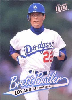 1997 Ultra Baseball Gallery The Trading Card Database