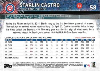 Starlin Castro Gallery The Trading Card Database