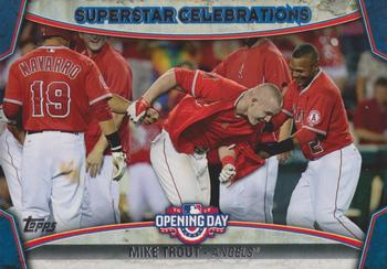 Mike Trout Gallery The Trading Card Database