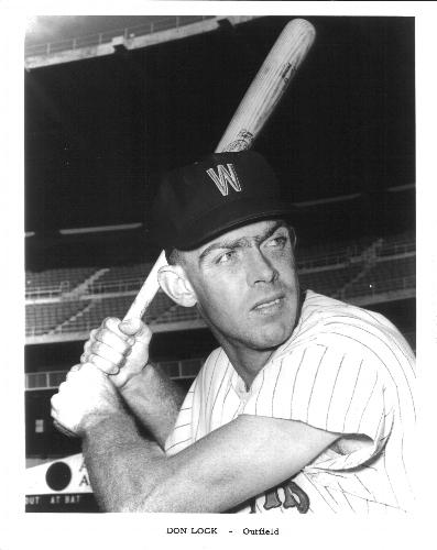 Image result for 1962 Don Lock  baseball photos