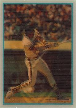 1986 Sportflics Rookies #11 Jose Canseco Front