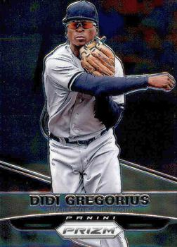 2015 Topps Update #US350 Didi Gregorius Baseball Card