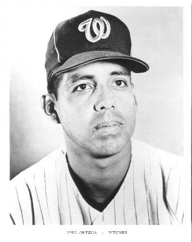 1966 Washington Senators 8x10 Photos NNO Phil Ortega
