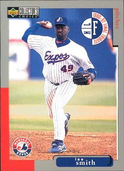 1998 Collector's Choice #165 Lee Smith Front