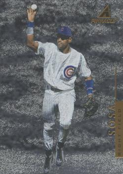 1998 Pinnacle - Museum Collection #PP48 Sammy Sosa Front