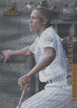 1998 Pinnacle - Museum Collection #PP55 Vladimir Guerrero Front