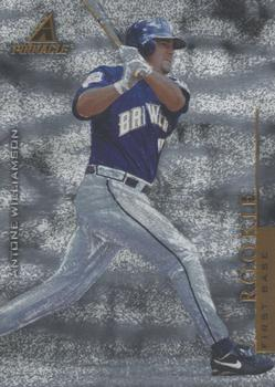 1998 Pinnacle - Museum Collection #PP80 Antone Williamson Front