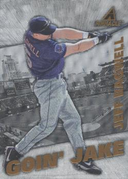 1998 Pinnacle - Museum Collection #PP95 Jeff Bagwell Front