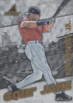 1998 Pinnacle - Museum Collection #PP96 Ken Griffey Jr. Front
