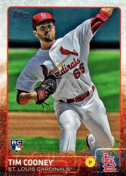 2015 Topps Update #US44 Tim Cooney Front