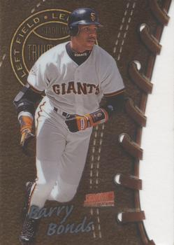 Verzamelkaarten: sport 1998 Topps Clout Nine #C7 Barry Bonds San Francisco Giants Baseball Card