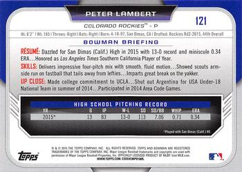 Peter Lambert Gallery The Trading Card Database - 205 area code usa