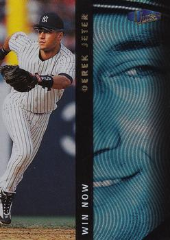 1998 Ultra - Win Now #6 Derek Jeter Front