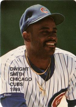 1989 Broder Rookies I (Unlicensed) #2 Dwight Smith Front