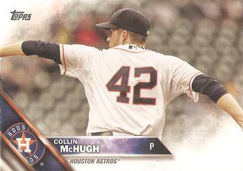 2016 Topps Gypsy Queen Baseball #249 Collin McHugh Houston Astros