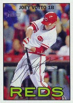 Joey Votto Gallery The Trading Card Database