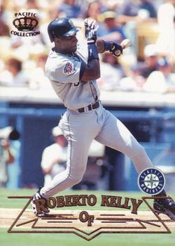 1998 Pacific #189 Roberto Kelly Front