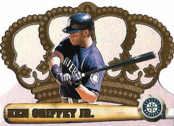1998 Pacific Crown Royale #125 Ken Griffey Jr. Front