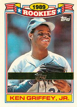 e4034a7955 Ken Griffey Jr. Gallery - 1990 | The Trading Card Database