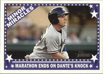 2015 Topps Heritage Minor League - Minor Miracles #MM-7 Dante Bichette Jr. Front