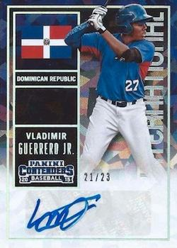 Vladimir Guerrero Jr Gallery The Trading Card Database