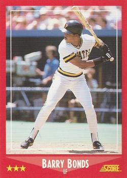 Barry Bonds Gallery The Trading Card Database