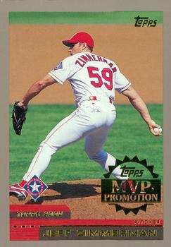 2000 Topps - MVP Promotion #197 Jeff Zimmerman  Front
