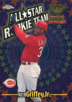 Ken Griffey Jr Gallery The Trading Card Database