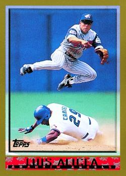 1998 Topps #209 Luis Alicea Front