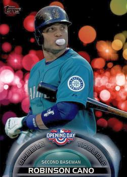 2016 Topps Opening Day Bubble Trouble Baseball Gallery
