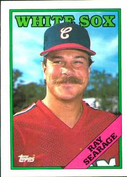 1988 Topps #788 Ray Searage Front