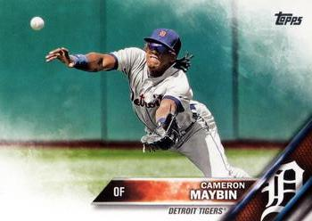 2016 Topps Update #US97 Cameron Maybin Front