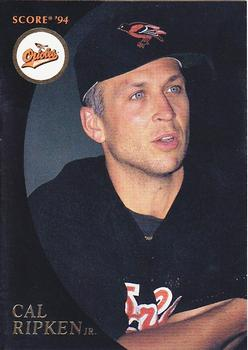 1994 Burger King Cal Ripken Jr Gold Baseball Gallery