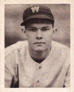 1939 Play Ball #47b Buddy Lewis Front